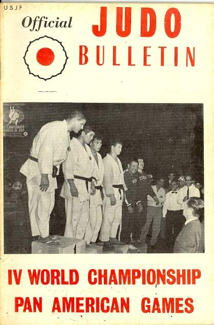 Winter 1966 Official Judo Bulletin