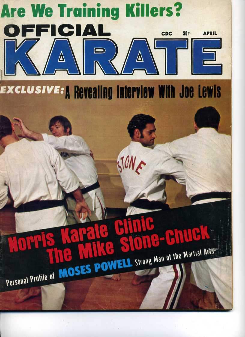 04/70 Official Karate
