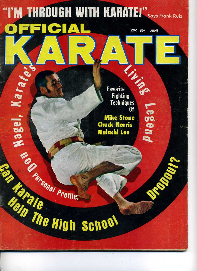 06/70 Official Karate