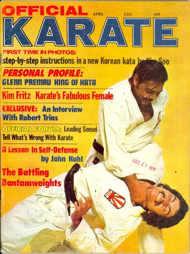 04/72 Official Karate