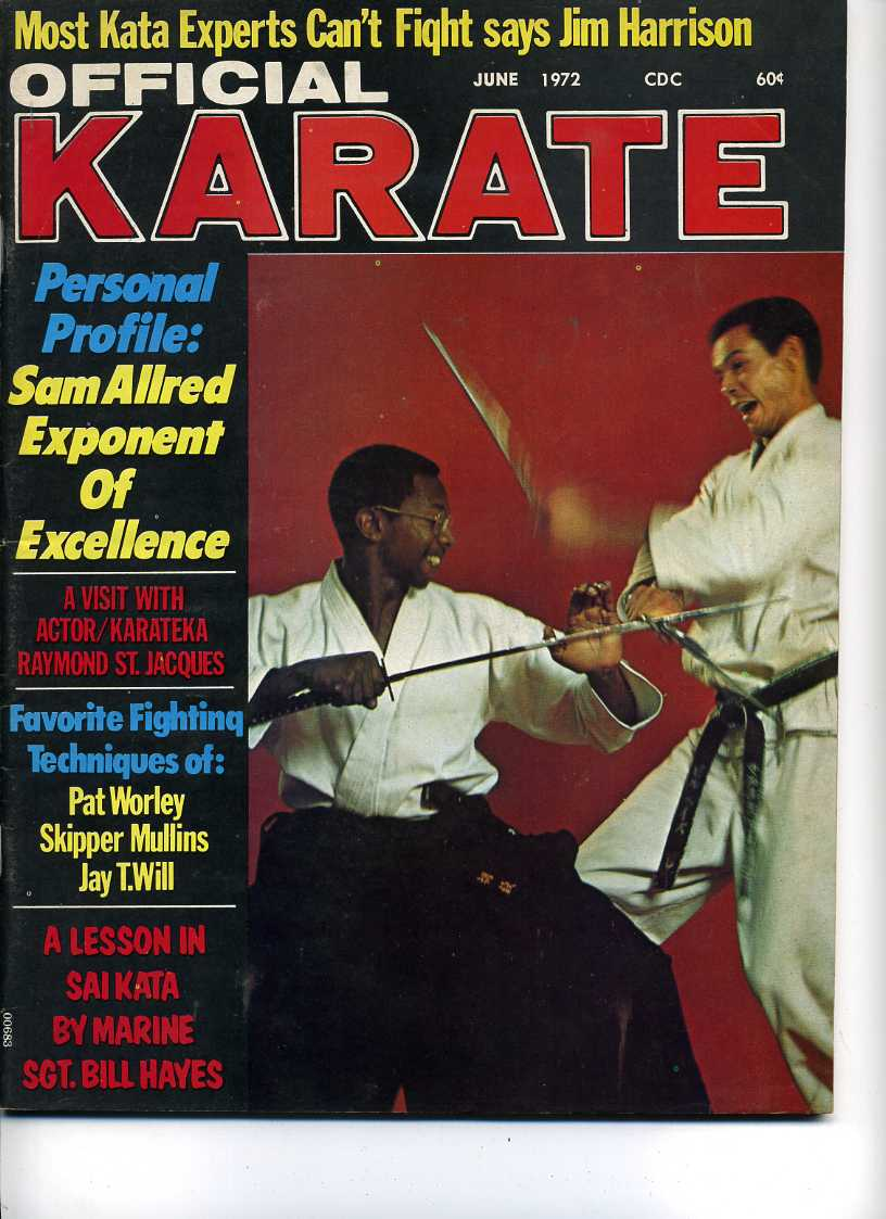 06/72 Official Karate