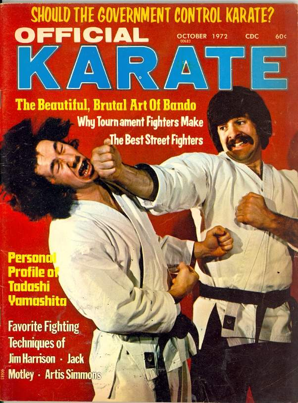 10/72 Official Karate