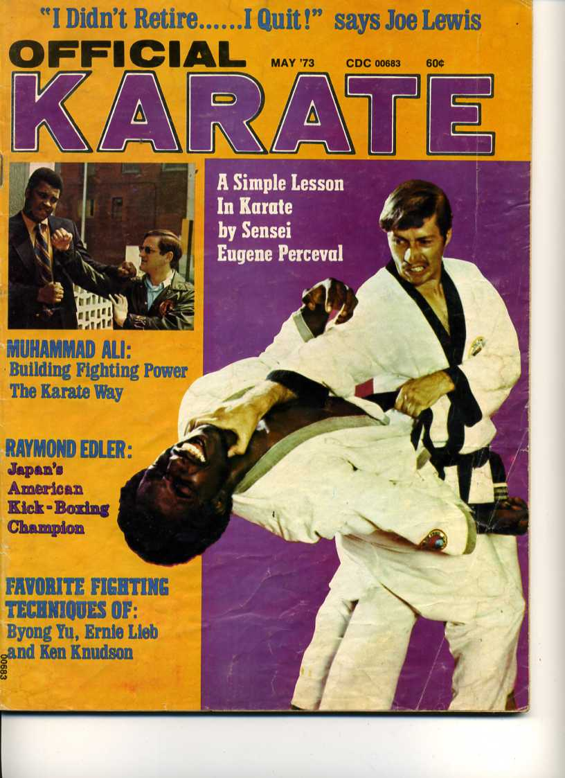 05/73 Official Karate