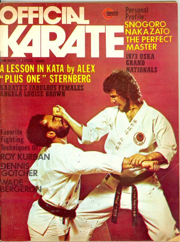11/73 Official Karate