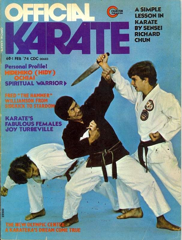 02/74 Official Karate