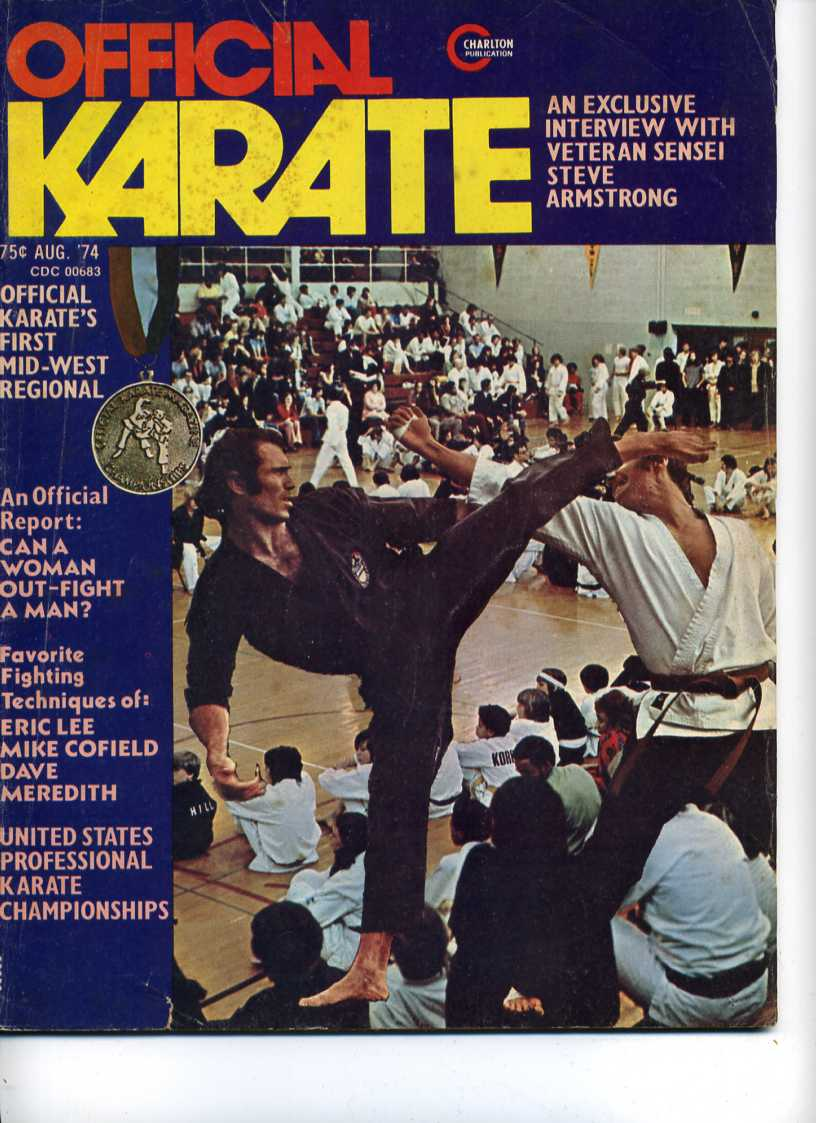 08/74 Official Karate