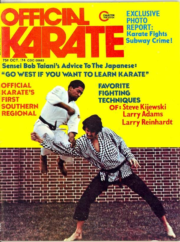 10/74 Official Karate