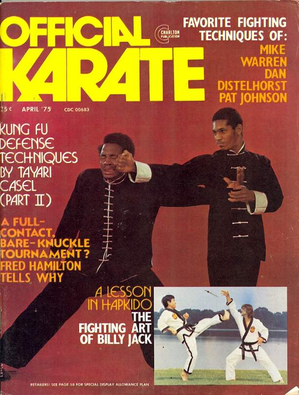 04/75 Official Karate