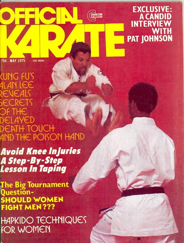 05/75 Official Karate