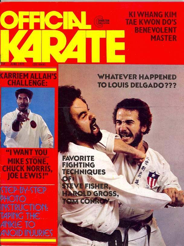 06/75 Official Karate