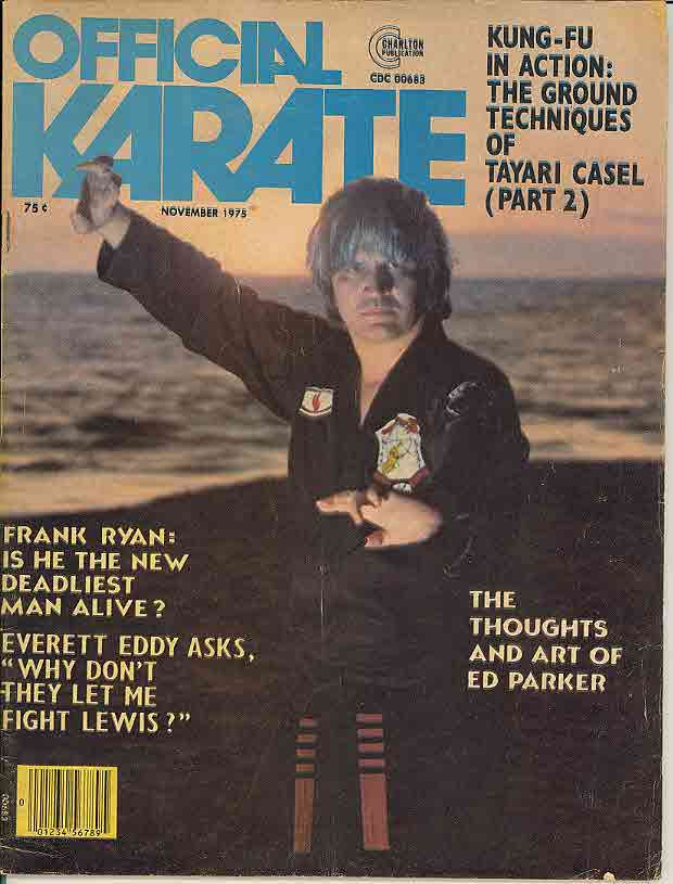11/75 Official Karate