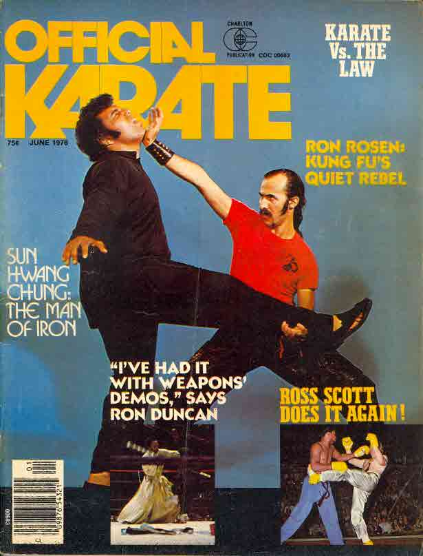 06/76 Official Karate