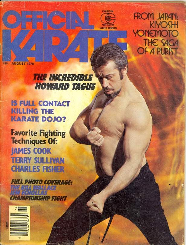 08/76 Official Karate