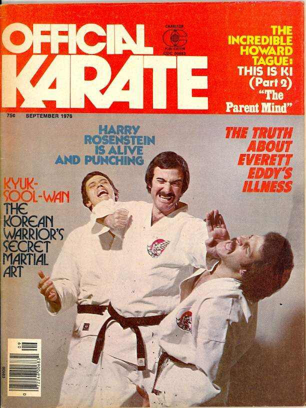 09/76 Official Karate