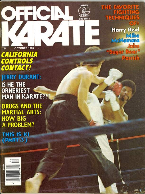 10/76 Official Karate