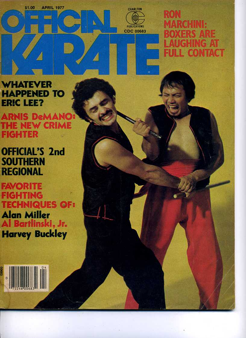 04/77 Official Karate