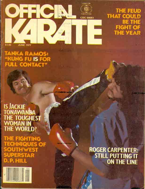 06/77 Official Karate