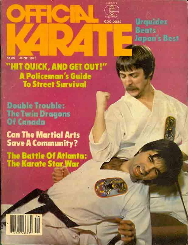 06/78 Official Karate