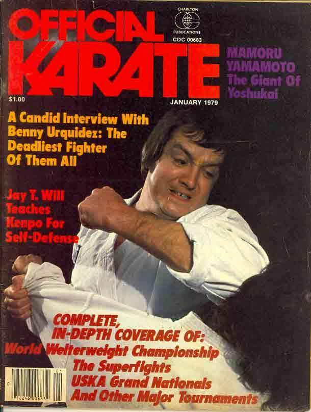 01/79 Official Karate