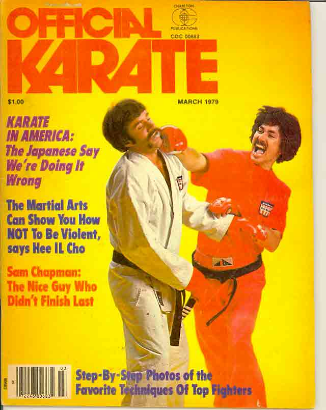 03/79 Official Karate