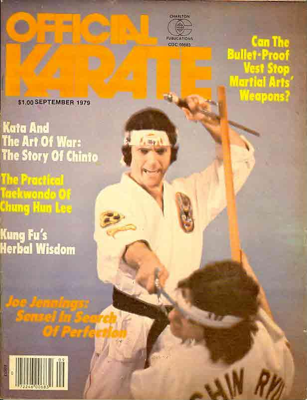 09/79 Official Karate