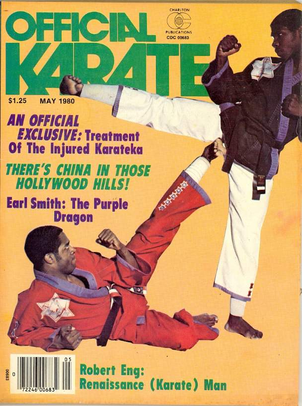 05/80 Official Karate