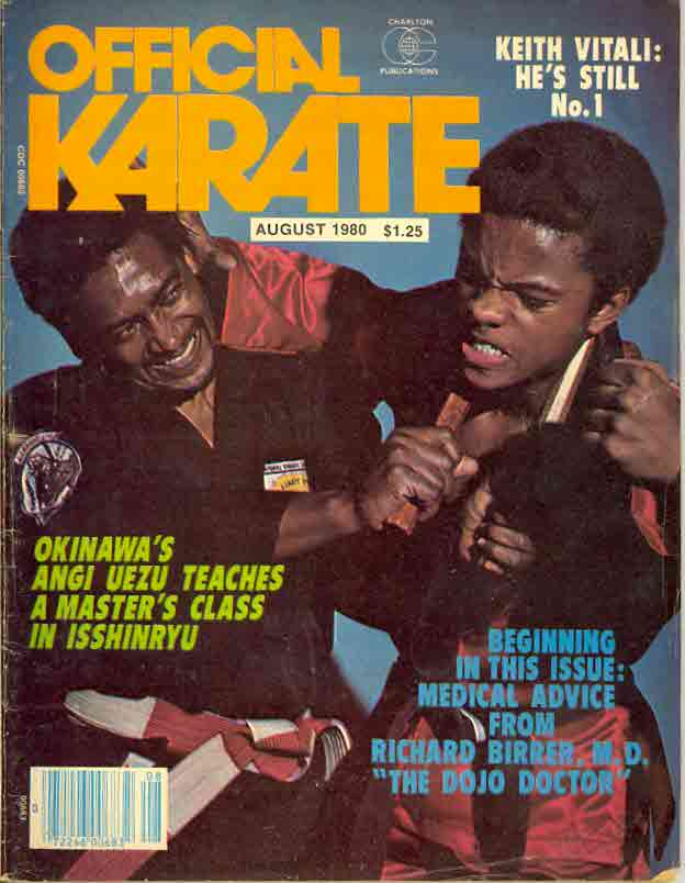 08/80 Official Karate
