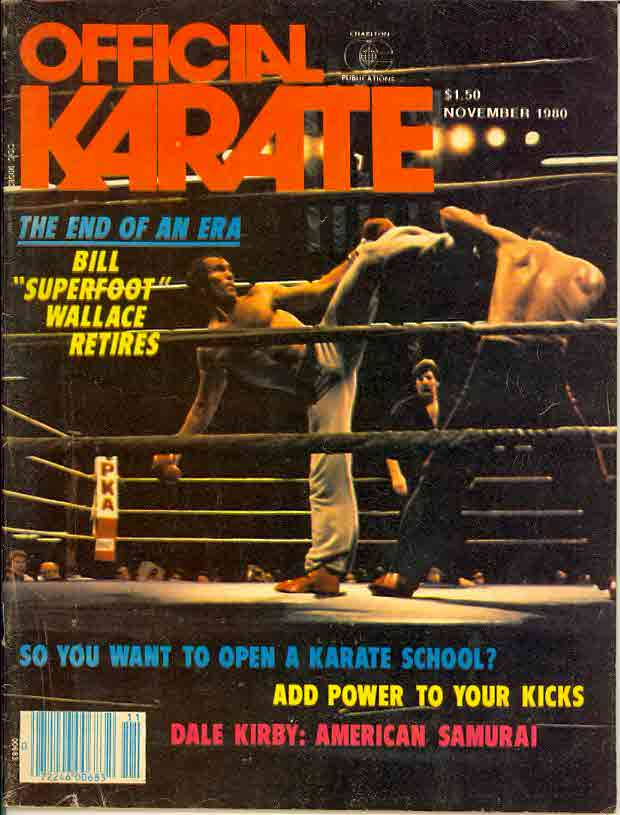 11/80 Official Karate