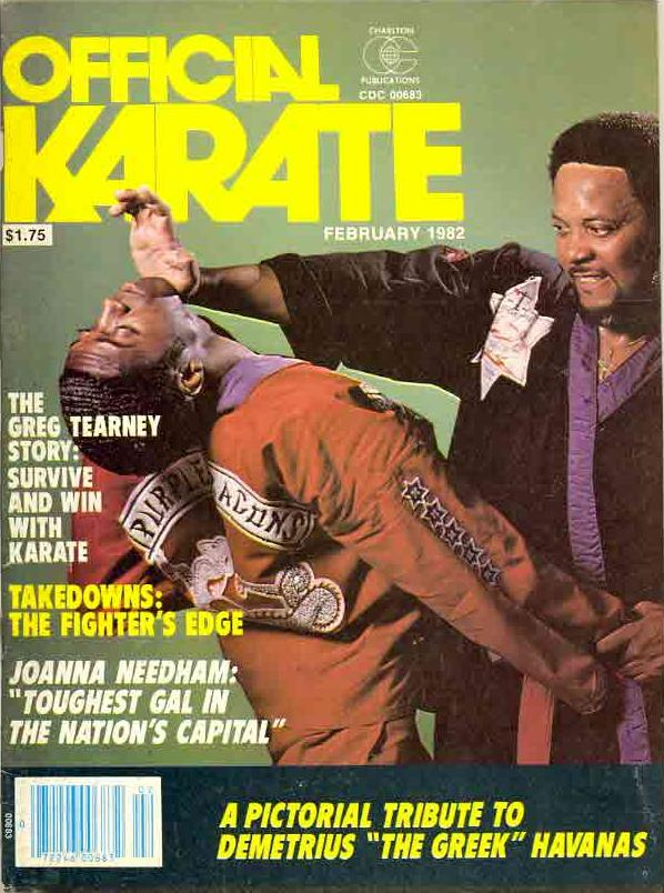 02/82 Official Karate