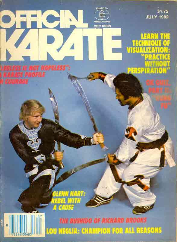 07/82 Official Karate