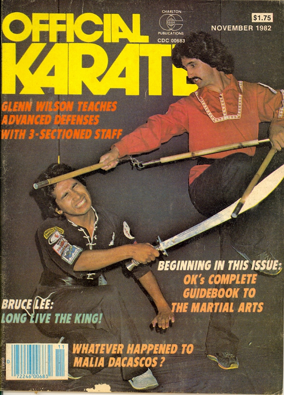 11/82 Official Karate