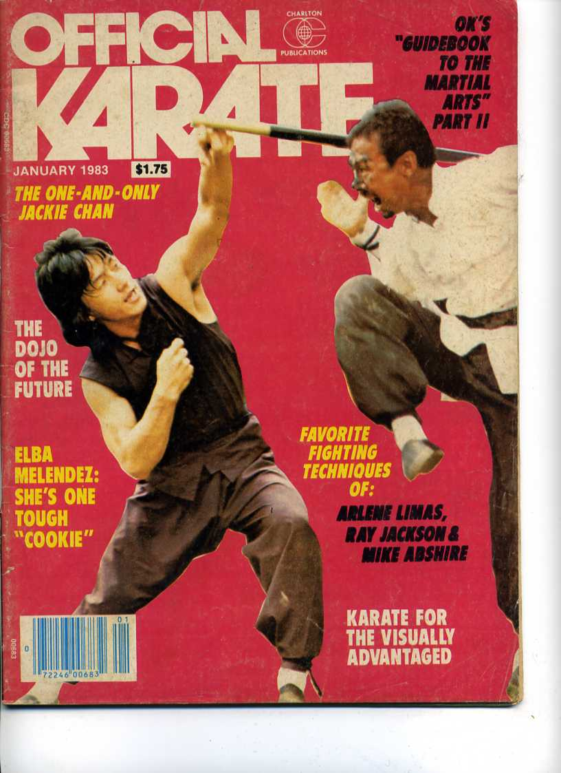 01/83 Official Karate