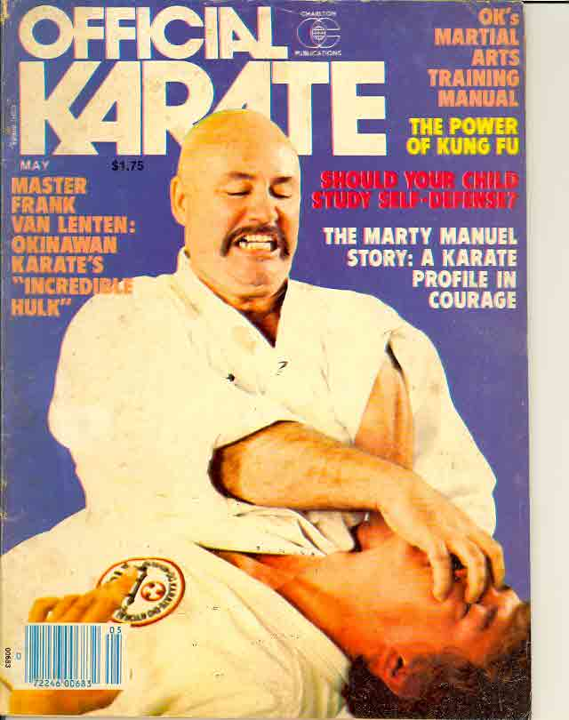 05/83 Official Karate
