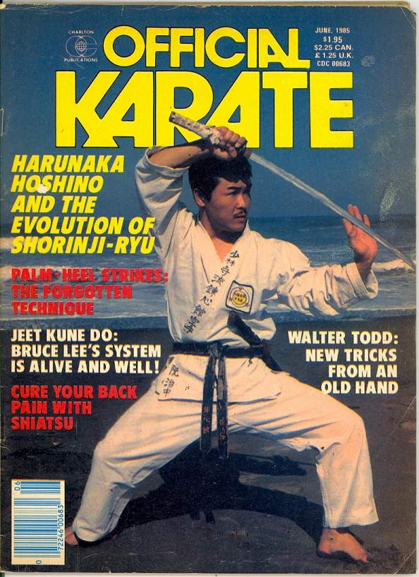 06/85 Official Karate