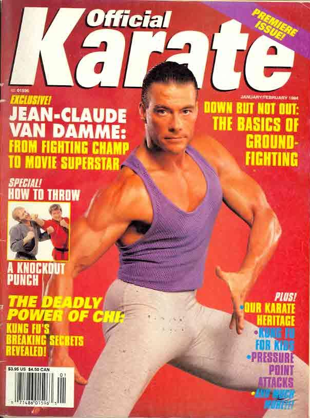 01/94 Official Karate