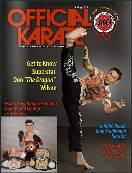 Spring 2013 Official Karate