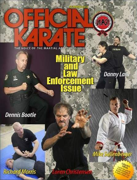 Summer 2013 Official Karate