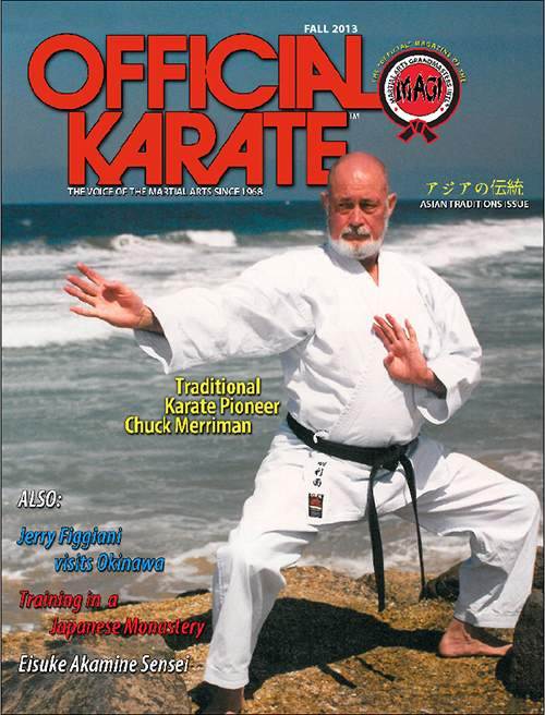 Winter 2013 Official Karate