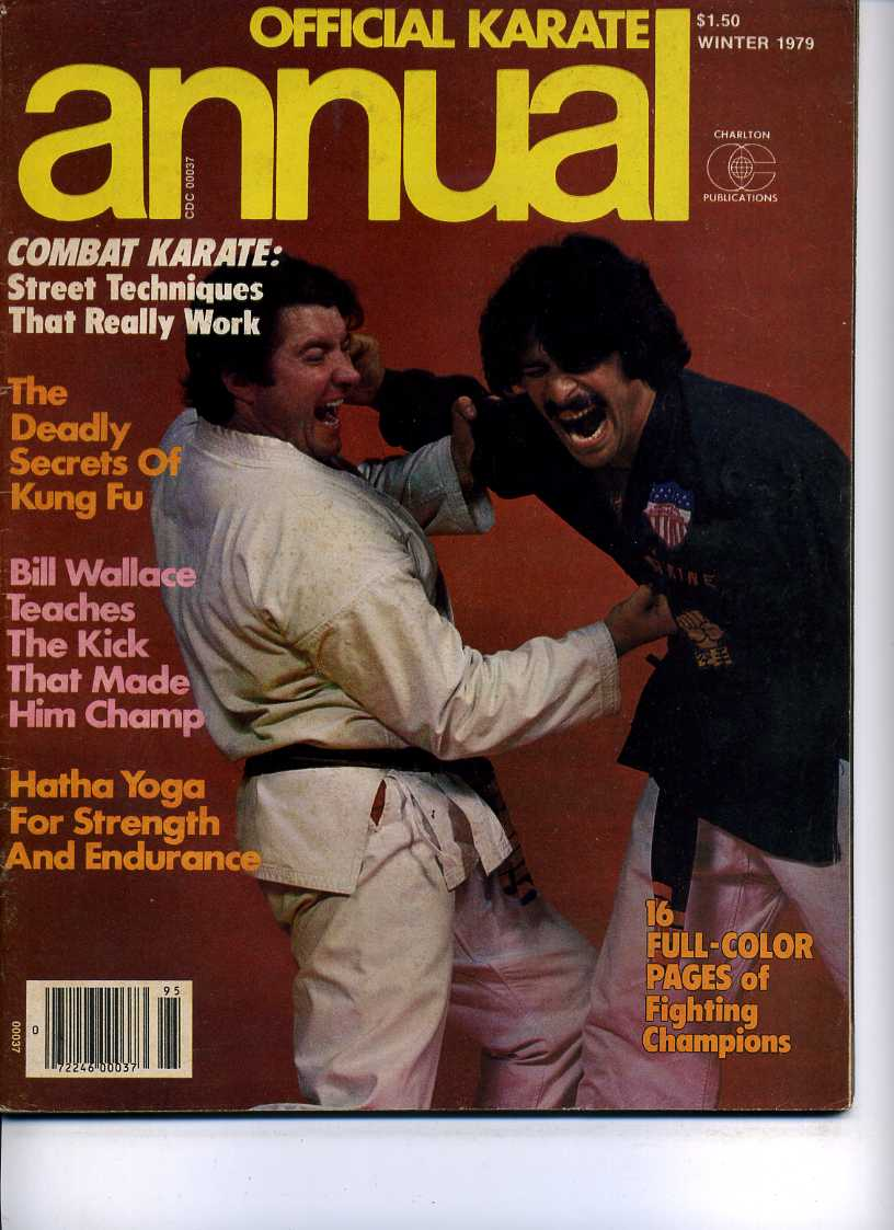 Winter 1979 Official Karate Annual