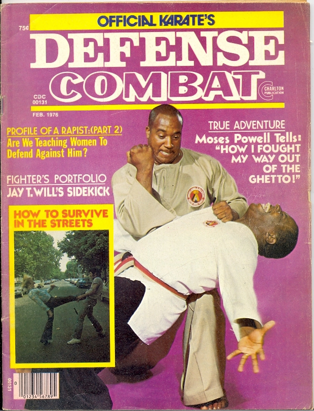 02/76 Official Karate Defense Combat
