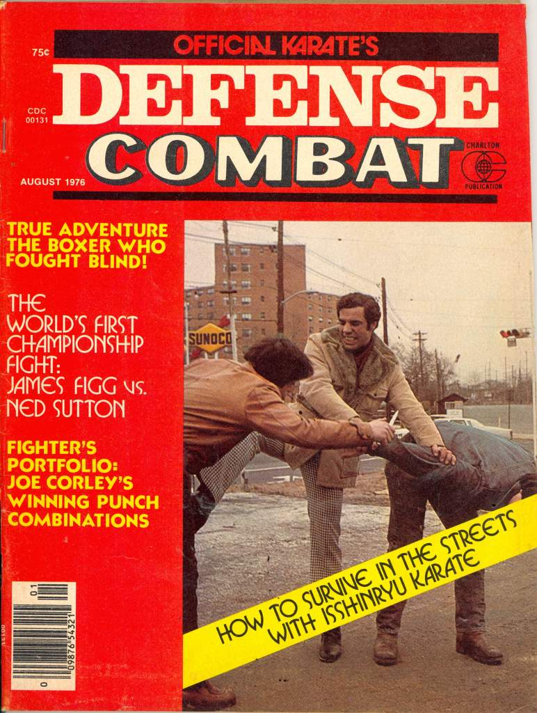 08/76 Official Karate Defense Combat