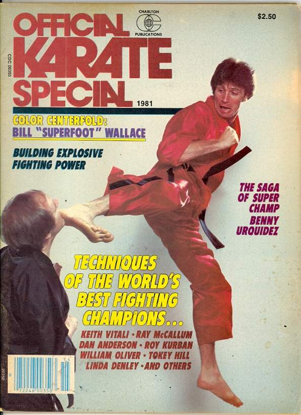 1981 Official Karate Special