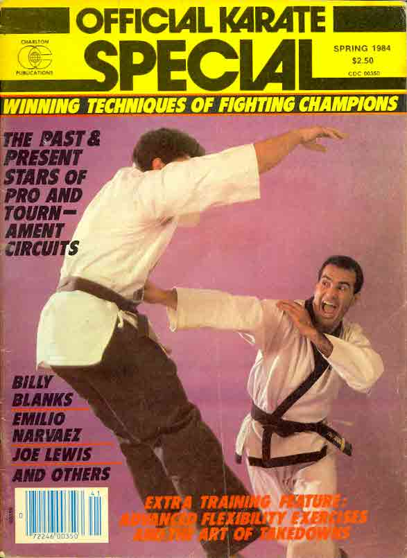 Spring 1984 Official Karate Special
