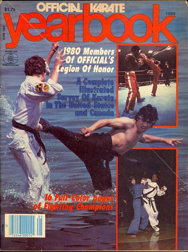 Fall 1980 Official Karate Yearbook