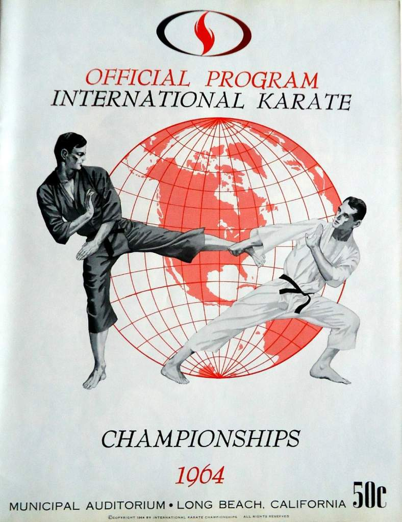 1964 Ed Parker International Karate Championships