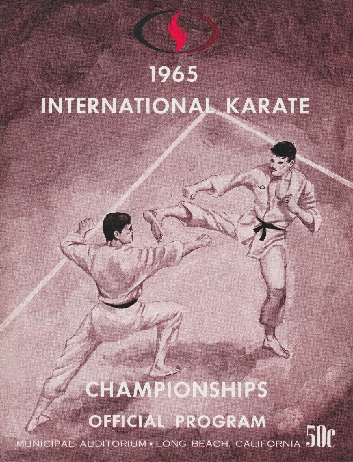1965 Ed Parker International Karate Championships