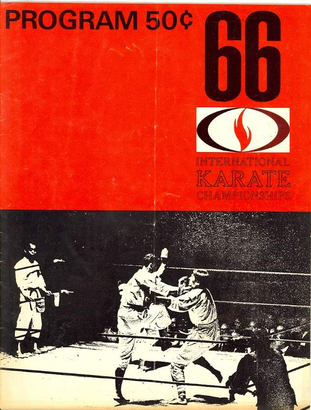 1966 Ed Parker International Karate Championships