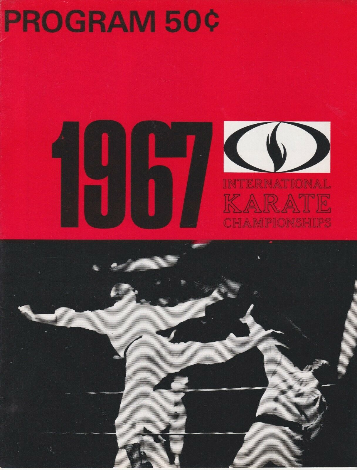 1967 Ed Parker International Karate Championships