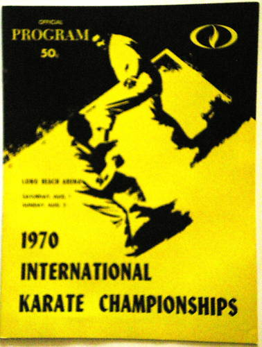 1970 Ed Parker International Karate Championships