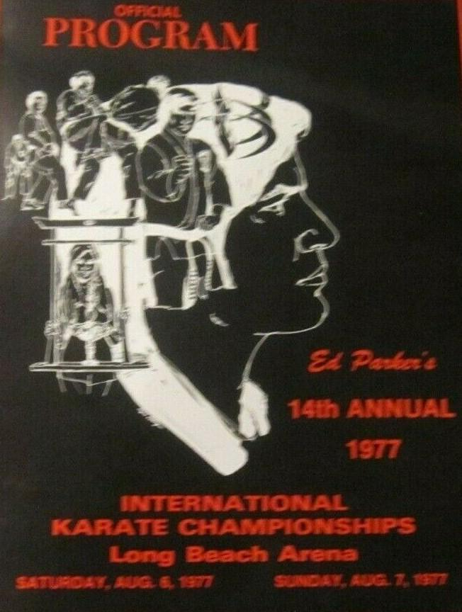 1977 Ed Parker International Karate Championships